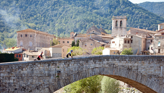 Pyrenees to Costa Brava Biking Tour